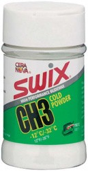 Парафин Swix Cold Powder, synthetic hydrocarbon CH003